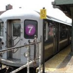 7 Train in the Station