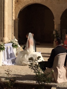 Bride in Ortigia