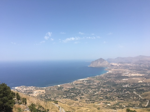 A Romantic Trip to Sicily Part One